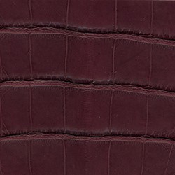 Mat Alligator - Plum