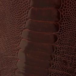 Ostrich legs - Burgundy